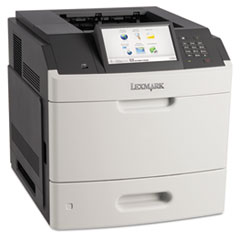 Lexmark™ MS812de Laser Printer