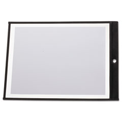 Oxford™ Shop Ticket Holders, Clear, 9 x 12, 25/Box