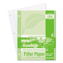 Pacon® Ecology® Filler Paper