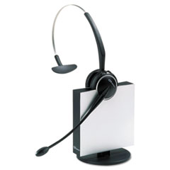 GN9125 FLEX 1.9GHz Wireless Headset w/Noise-Cancelling Microphone