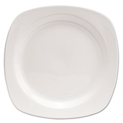 Office Settings Chef's Table Fine Porcelain Square Dinnerware Thumbnail