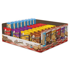 Grandma's® Cookies Variety Tray 36 Ct, 2.5 oz Packs