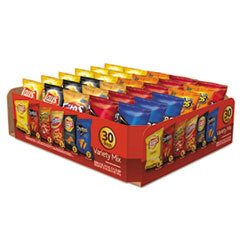 Frito-Lay Classic Variety Mix, Assorted, 30 Bags per Box
