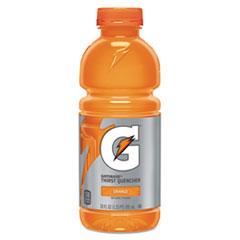 Gatorade® G-Series Perform 02 Thirst Quencher, Orange, 20 oz Bottle, 24/Carton