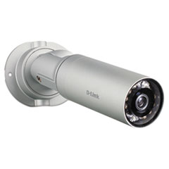 DCS-7010L HD Mini Bullet Outdoor Surveillance Camera