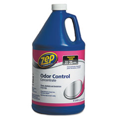 Zep Commercial® Odor Control, 128 oz, Lemon, Bottle