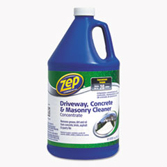 Zep Commercial® Driveway and Masonry Cleaner, 1 gal Bottle
