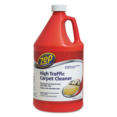 Zep Commercial® High Traffic Carpet Cleaner, 128 oz Bottle
