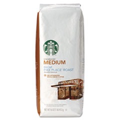 Starbucks® Whole Bean Coffee, Decaf Pike Place Roast, 1 lb Bag