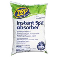 Zep Commercial® Instant Spill Absorber, 3-lb Bag