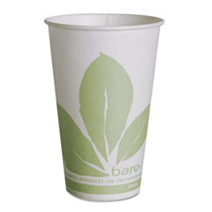 Solo® Cup Company Bare® Eco-Forward® Waxed Paper Cold Cups