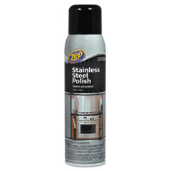 Zep Commercial® Stainless Steel Polish, 14 oz Aerosol