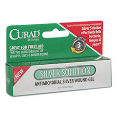 Curad® Silver Solution™ Antimicrobial Gel Thumbnail