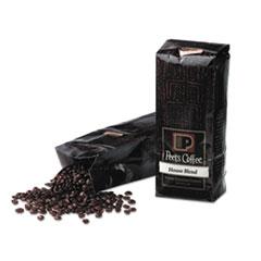 Peet's Coffee & Tea® Bulk Coffee, House Blend, Whole Bean, 1 lb Bag