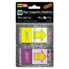 Redi-Tag® Fab Flags Pop-Up in Dispenser Thumbnail