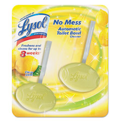 LYSOL® No Mess Automatic Toilet Bowl Cleaner Thumbnail