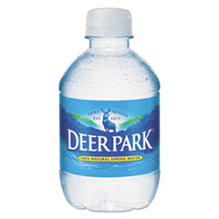 Deer Park® Natural Spring Water, 8 oz Bottle, 48 Bottles/Carton