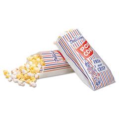 Bagcraft Pinch-Bottom Paper Popcorn Bag Thumbnail