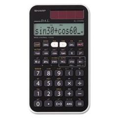 Sharp® EL-510RNB Scientific Calculator, 11-Digit LCD