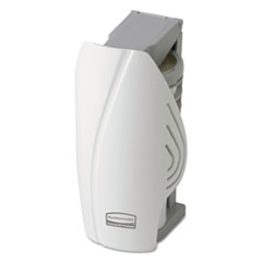 "TC TCell Odor Control Dispenser, 2.75"" x 2.5"" x 5.25"", White"