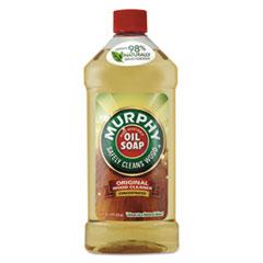 Murphy® Oil Soap Oil Soap Concentrate, Fresh Scent, 16 oz Bottle, 9/Carton