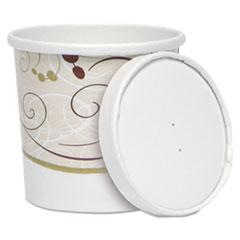 Dart® Flexstyle Double Poly Food Combo Packs, 12 oz, Symphony, 250/Carton