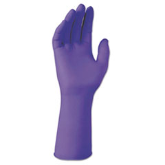 Kimberly-Clark Professional* PURPLE NITRILE Exam Gloves, 310 mm Length, Small, Purple, 500/CT