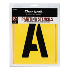 Chartpak® Professional Lettering Stencils Thumbnail