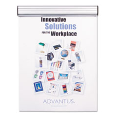 Advantus Bulletin Board Rails