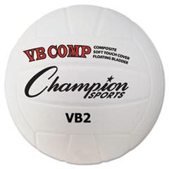 "Champion Sports Volleyball Pro Comp Series, 8"" Diameter"