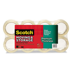 Scotch® Moving & Storage Packaging Tape Premium Thickness Thumbnail