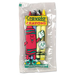 Crayola® Classic Color Cello Pack Party Favor Crayons