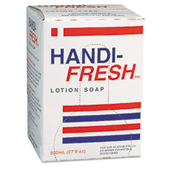 Handi-Fresh™ Liquid General Purpose Soap Pink Pearlescent, 800 mL Refill, 12/Carton