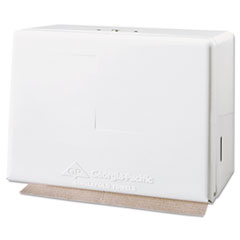 Georgia Pacific® Space Saver Singlefold Paper Towel Dispenser