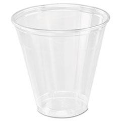 Dart® Ultra Clear Cups, 5 oz., PET, 100/Bag