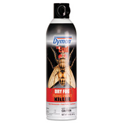 Dymon® The End. Dry Fog Flying Insect Killer, 14oz, Can, 12/Carton
