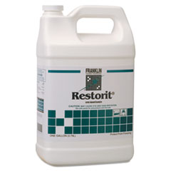 Franklin Cleaning Technology® Restorit UHS Floor Maintainer, Liquid, 1 gal Bottle