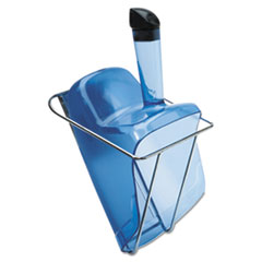 Rubbermaid® Commercial Scoop with Hand-Guard and Holder Thumbnail