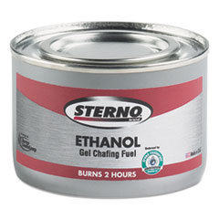 Sterno® Ethanol Gel Chafing Fuel Can, 170g, 72/Carton