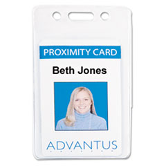 Advantus ID Badge Holders