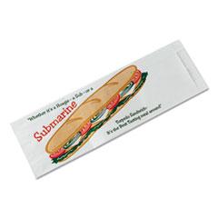 Bagcraft Sub Sandwich Bags Thumbnail