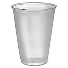 Dart® Ultra Clear Cups, Tall, 10 oz, PET, 50/Pack