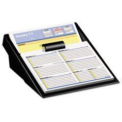 AT-A-GLANCE® Flip-A-Week Desk Calendar Refill with QuickNotes, 5 5/8 x 7, White, 2020