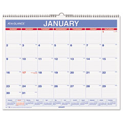 AT-A-GLANCE® Monthly Wall Calendar Thumbnail