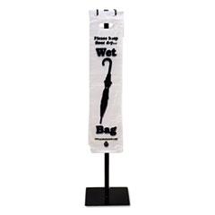 """Wet Umbrella Bags, 7"""" x 31"""", Clear, 1,000/Box"""