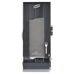 Dixie® SmartStock Utensil Dispenser, Fork, 10 DXESSFPD120