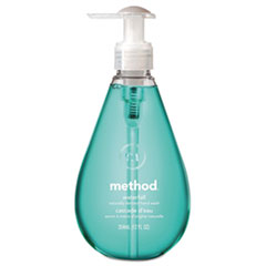Method® Gel Hand Wash, Waterfall, 12 oz Pump Bottle