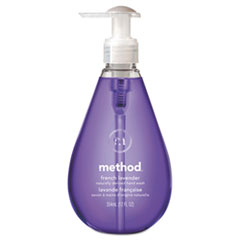 Method® Gel Hand Wash, French Lavender, 12 oz Pump Bottle