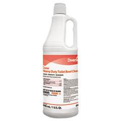 Diversey™ Crew Heavy Duty Toilet Bowl Cleaner, Minty, 32 oz Squeeze Bottle, 12/Carton