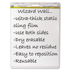Wizard Wall® Dry Erase Static-Cling Film Easel Pads Thumbnail